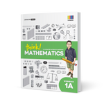 think! Mathematics Workbook 1A - Paperback
