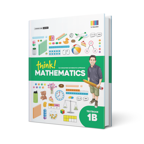 think! Mathematics Textbook 1B - Hardcover