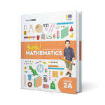 think! Mathematics Textbook 2A - Hardcover