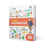think! Mathematics Textbook 2B - Hardcover