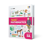 think! Mathematics Textbook 3A - Hardcover