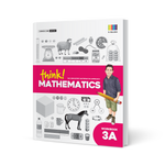 think! Mathematics Workbook 3A - Paperback