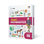 think! Mathematics Textbook 3B - Hardcover