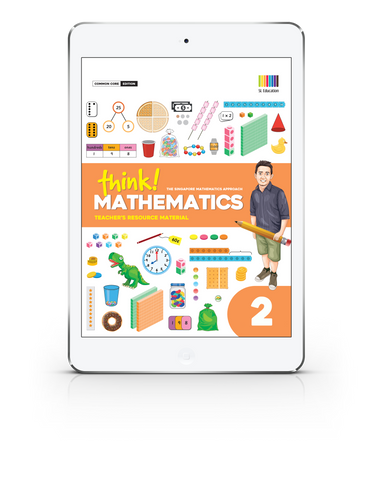 think! Mathematics (Common Core) Digital Teacher's Resource Materials 2