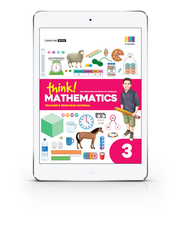 think! Mathematics (Common Core) Digital Teacher's Resource Materials 3