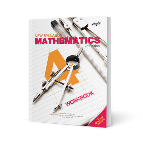 New Syllabus Mathematics Workbook 4 (7th Edition)
