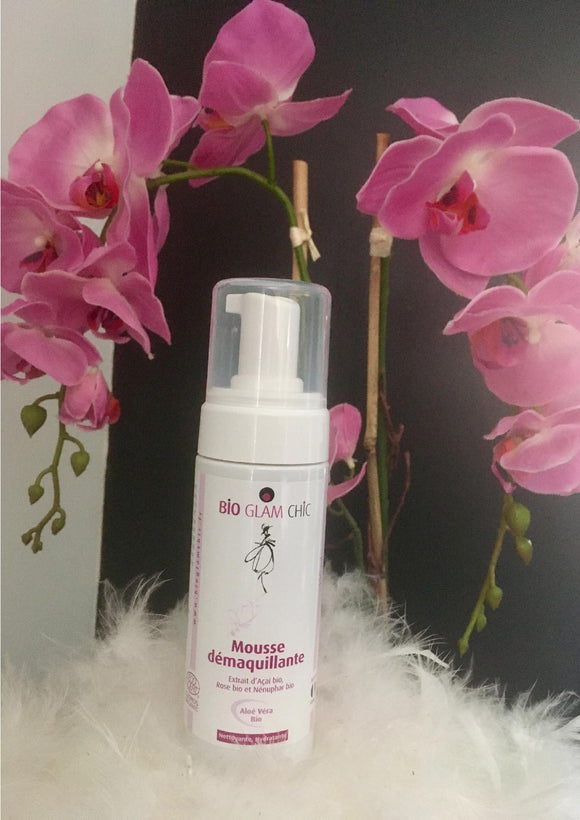 Mousse Démaquillante 150ml