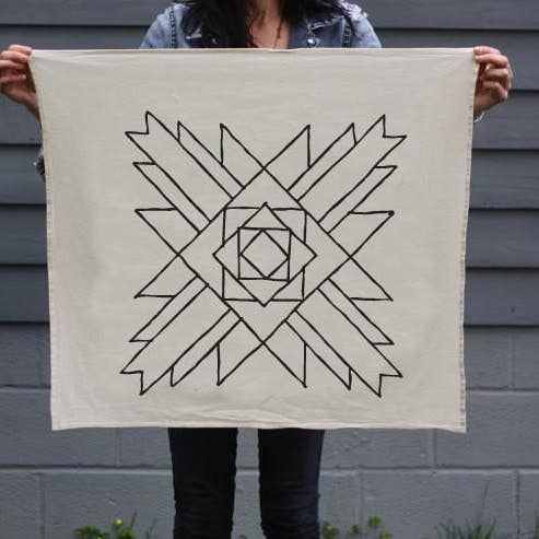 Colorado | Organic Cotton Tea Towel - AboutRuby.com