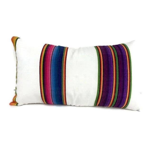 Hacienda Abode Lumbar Pillow Cover - Guatemala - AboutRuby.com