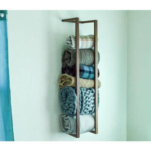 "36"" Blanket Wall Rack - AboutRuby.com"