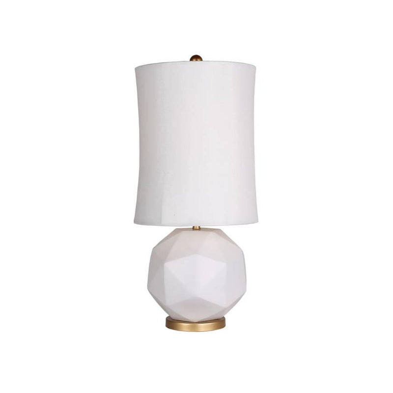 Clara Table Lamp with USB - AboutRuby.com