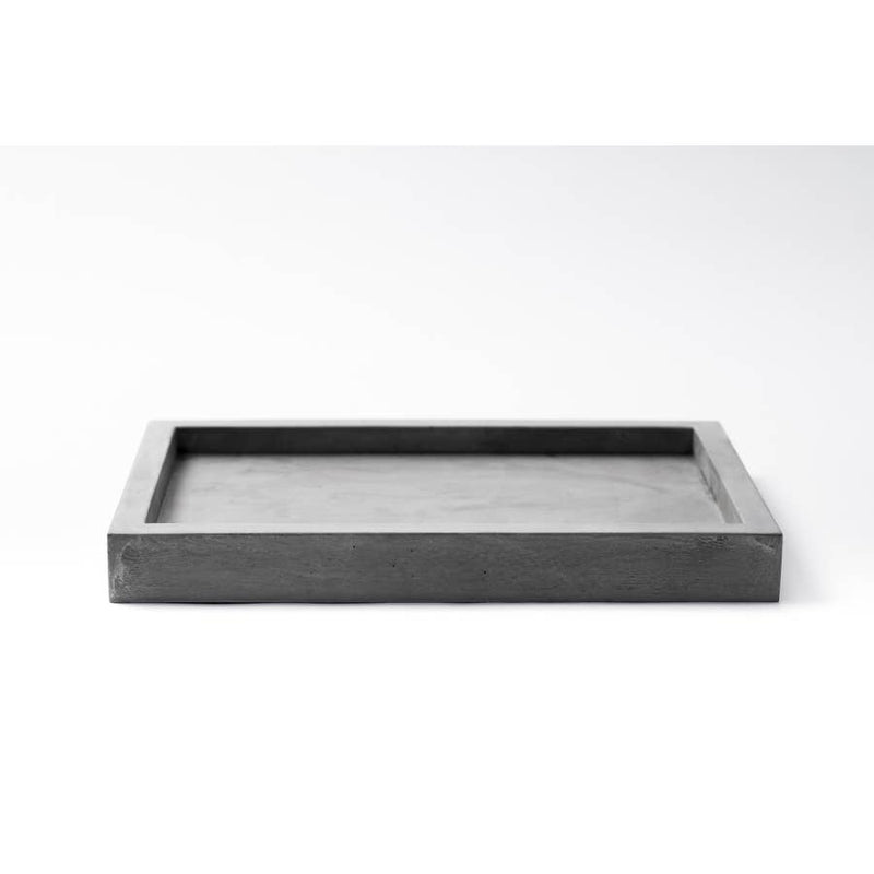 Valet Tray - Concrete - AboutRuby.com