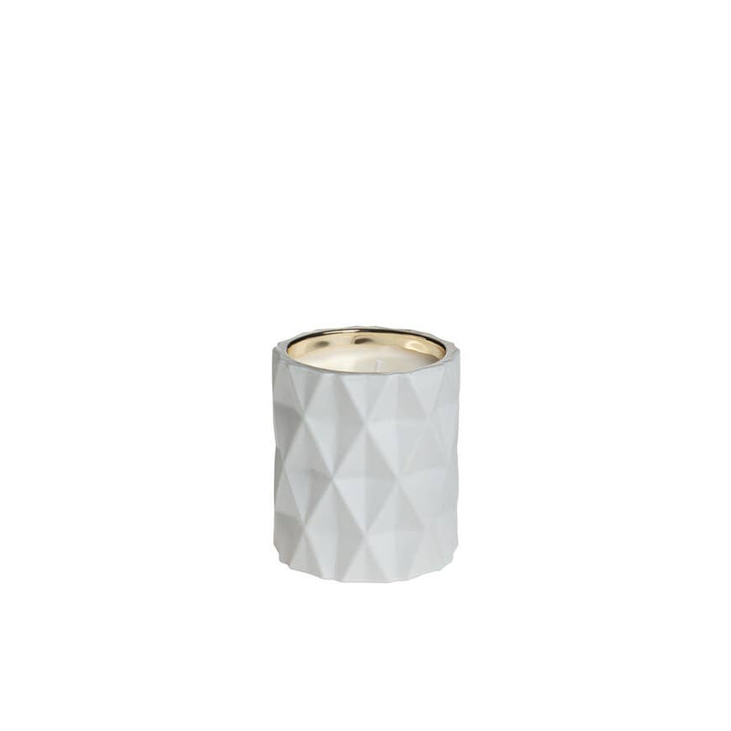 White Cactus Candle