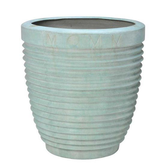 Hydria Planter in Aged Bronze - AboutRuby.com