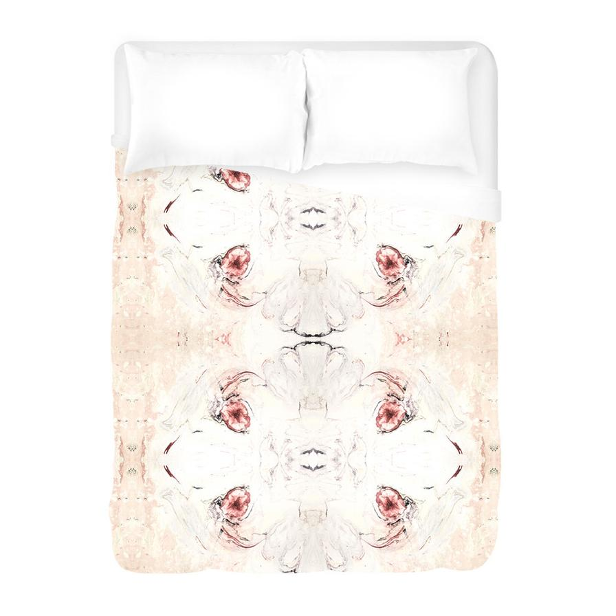 Marble Duvet Cover - AboutRuby.com