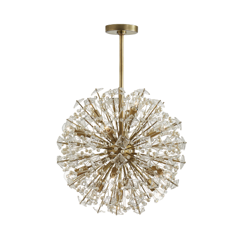 Dickenson Light Fixture - AboutRuby.com