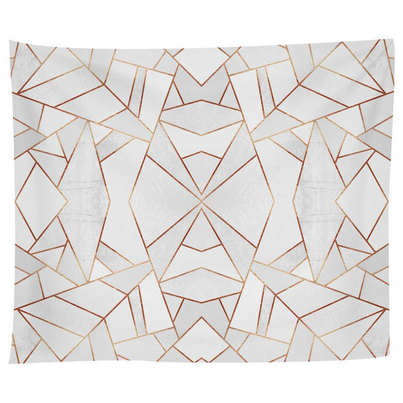 White Stone Tapestry - AboutRuby.com