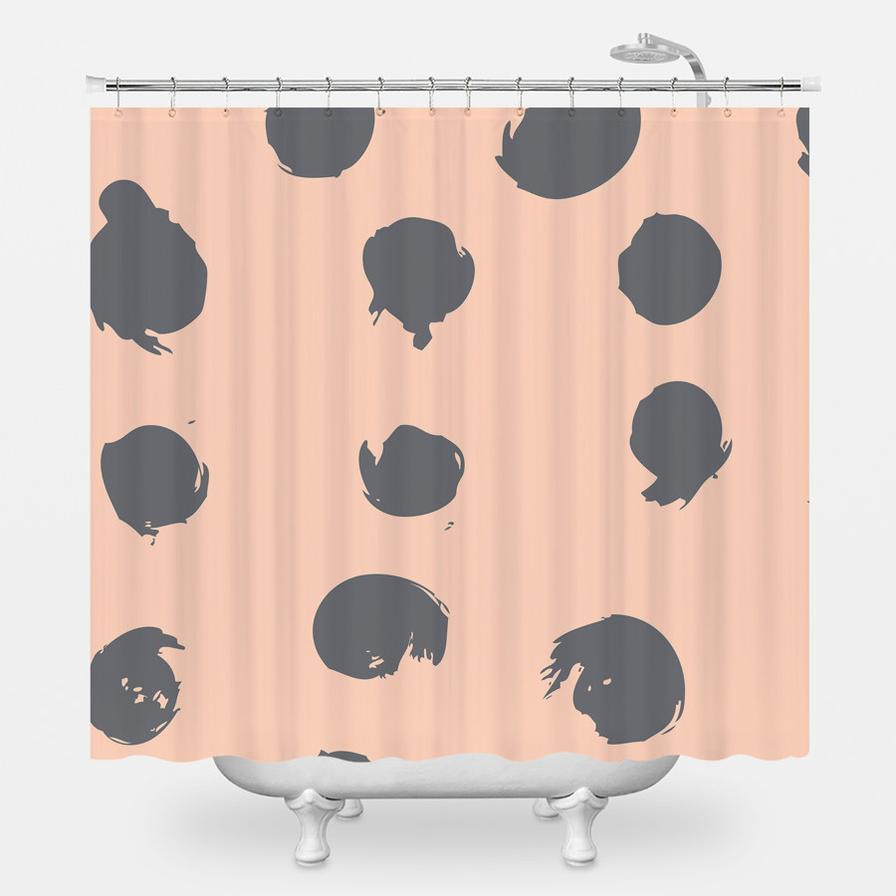 The Ultimate Circus Shower Curtain - AboutRuby.com
