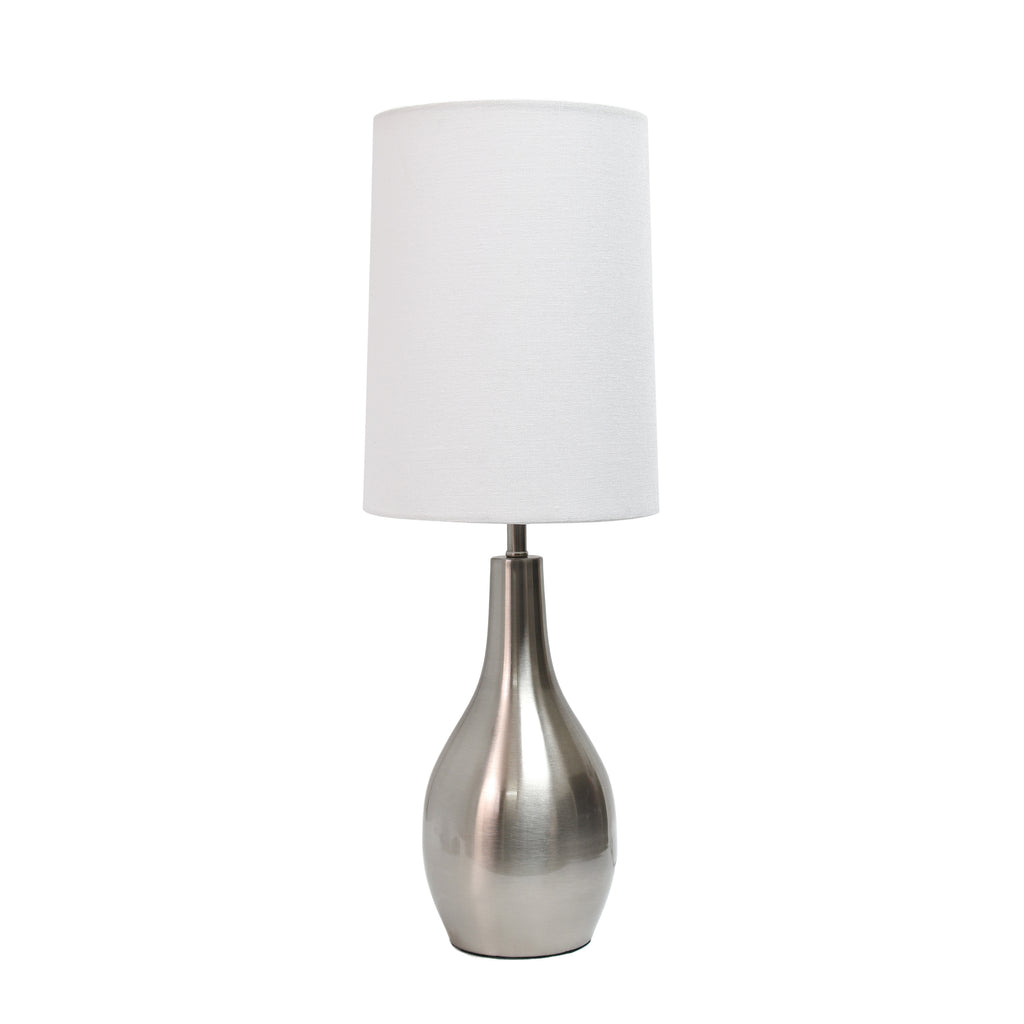 Tear Drop Table Lamp - AboutRuby.com