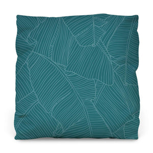 The Palms Throw Pillow - AboutRuby.com