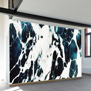 Ocean Waves Wall Mural - AboutRuby.com
