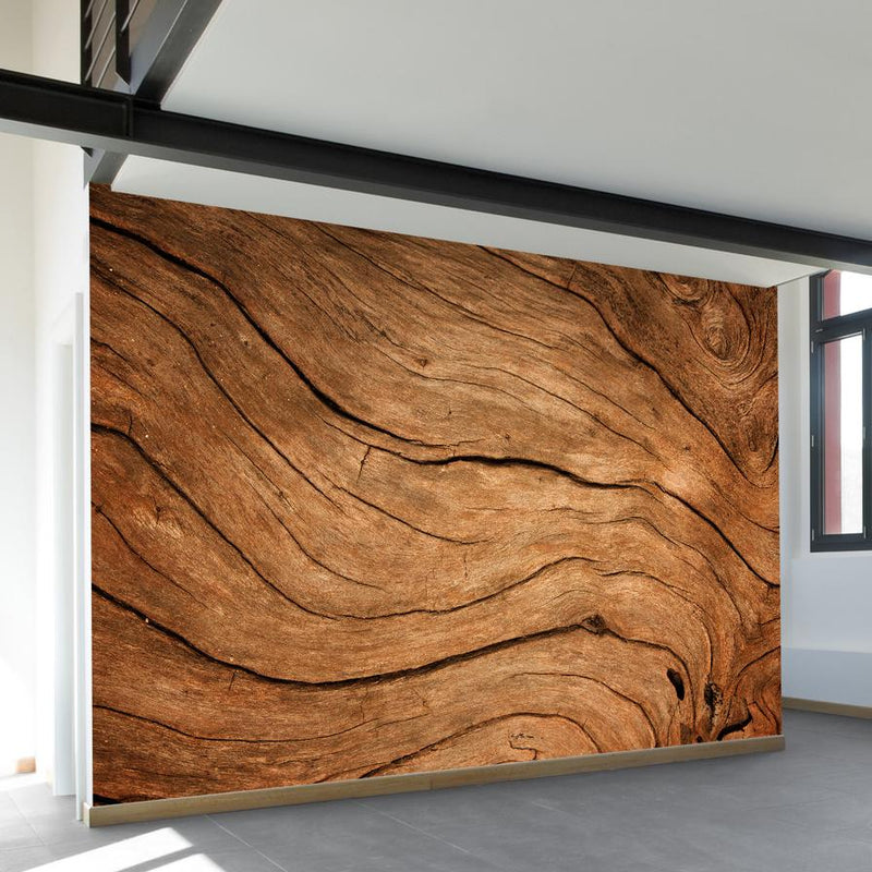 The Old Oak Tree Wall Mural - AboutRuby.com
