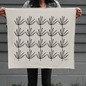 Agave | Organic Cotton Tea Towel - AboutRuby.com