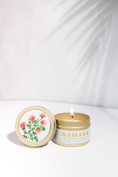 Namaka 4oz Candle Tin - AboutRuby.com