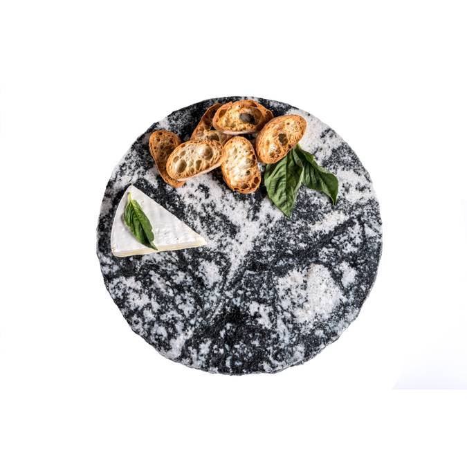 Small Granite Lazy Susan - AboutRuby.com