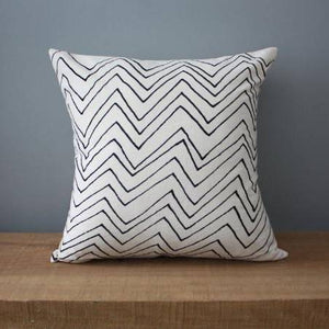 Chevron | Organic Cotton Pillow - AboutRuby.com