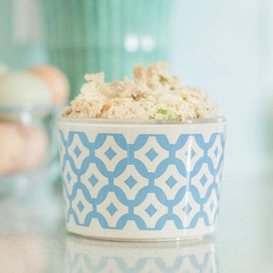 Light Blue Dip Bowl
