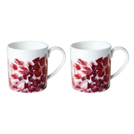 Petals Set Of 2 Mugs - AboutRuby.com