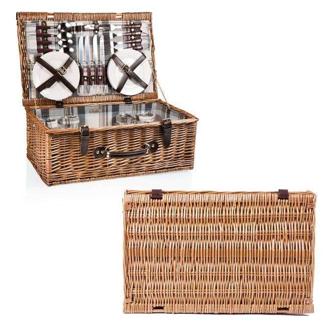 Family Picnic Basket - AboutRuby.com