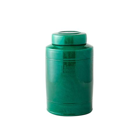 Emerald Tea Jar - AboutRuby.com