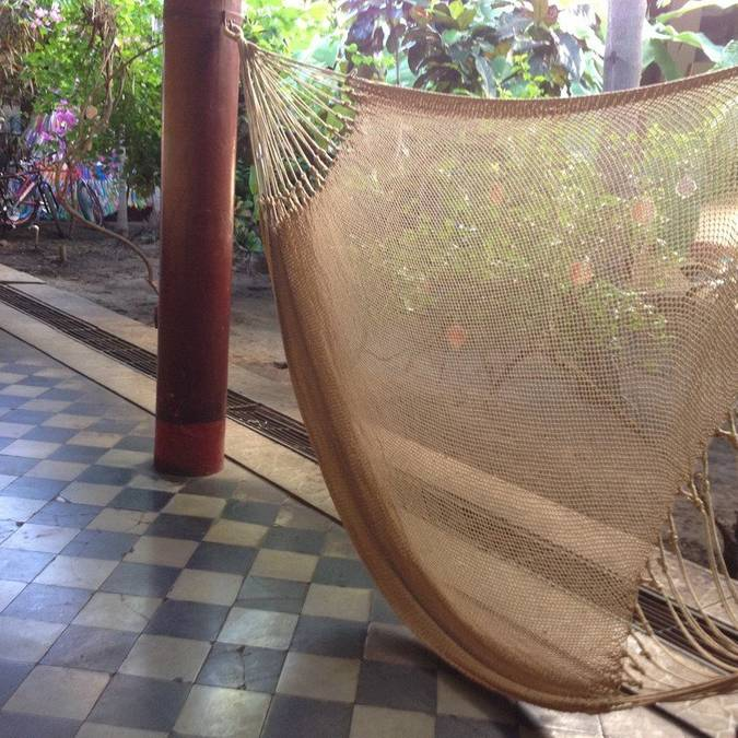 Mayan Double Hammock - AboutRuby.com