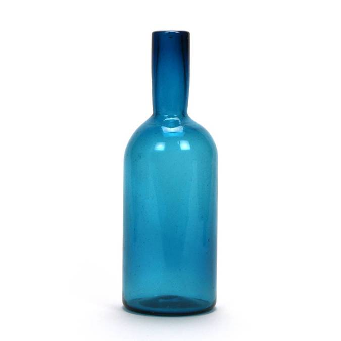 Mexican Glass Carafe - AboutRuby.com