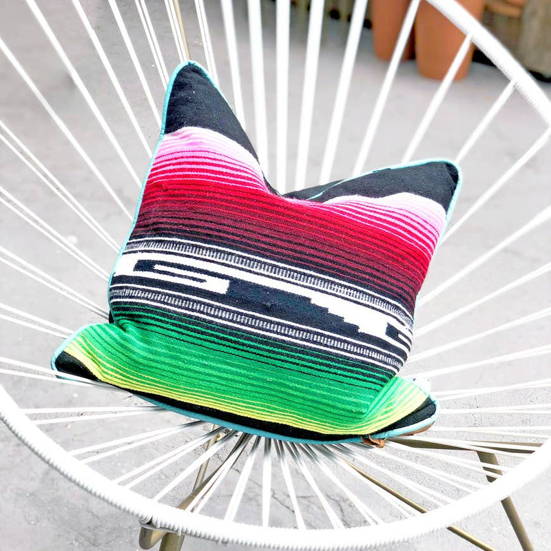 Modern Hacienda | San Clemente Pillow - AboutRuby.com