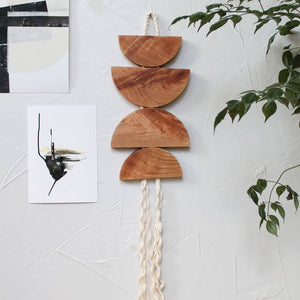 Cherry & Rope Dune Wall Decor - AboutRuby.com