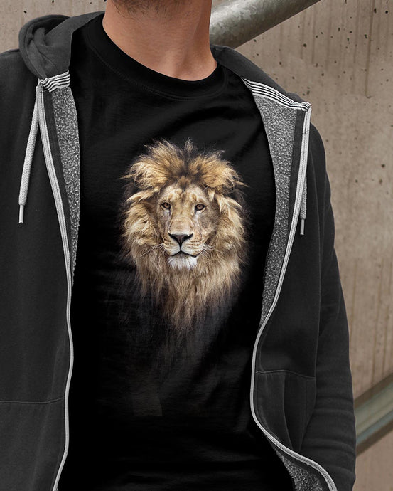 BEAUTIFUL BEASTS \ LION - down-south-apparel-za