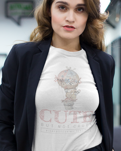 CUTE BUT NOT CRUEL  \ BEAUTY WITHOUT CRUELTY - down-south-apparel-za