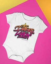 Load image into Gallery viewer, DIAPER LOADING BABYGRAF ONESIE \ NAUSE - down-south-apparel-za