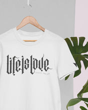 "Load image into Gallery viewer, ""LIFE IS LOVE"" PRO-LIFE TEE'S FOR MEN AND WOMEN - down-south-apparel-za"