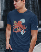 Load image into Gallery viewer, BAGTOPUS UNISEX ECOTEE \ GURU JORDS - down-south-apparel-za