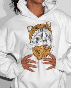 FOX FRENCHIE (UNISEX) \ ARRO - down-south-apparel-za