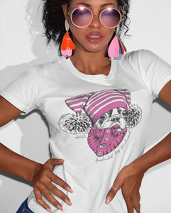 SELFIE FRENCHIE TEE \ ARRO - down-south-apparel-za