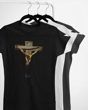 "Load image into Gallery viewer, SALVADOR DALI ""CHRIST OF ST. JOHN OF THE CROSS"" - down-south-apparel-za"