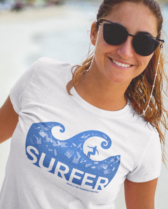 SURFER UNISEX ECOTEE - down-south-apparel-za
