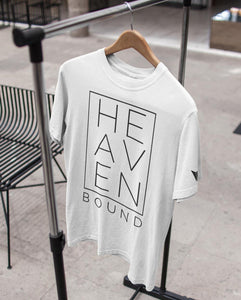 """HEAVEN BOUND"" TEES FOR MEN AND WOMEN - down-south-apparel-za"