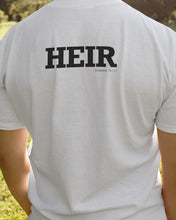 "Load image into Gallery viewer, ""HEIR"" & ""HEIRESS"" TEE'S FOR MEN AND WOMEN - down-south-apparel-za"