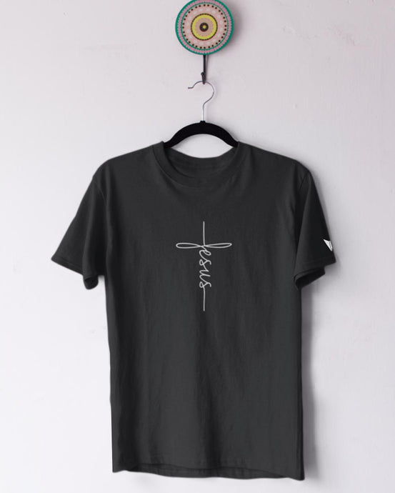 THE DOODLE CROSS TEE'S FOR MEN & WOMEN - down-south-apparel-za
